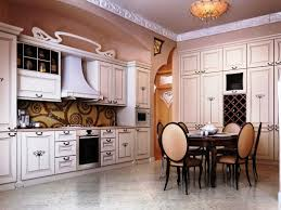 size kitchen antique white cabinets ceramic