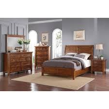 finish modern pc bedroom set queen
