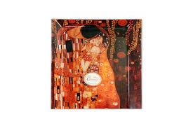 <b>Тарелка квадратная Поцелуй</b> (<b>Г</b>.Климт) - Декоративная посуда ...