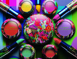 Коллекция <b>M.A.C</b> и Chris Chang, коллекция Summer Glam ...