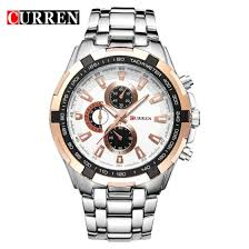 Shop TopBrand <b>HOT2016</b> CURREN <b>Mens Quartz Watches</b> Analog ...