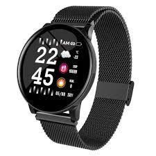 <b>W8 Color Screen Smart</b> Watch Heart Rate Health Monitoring Sports ...