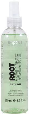 Kapous Professional <b>Спрей для придания</b> объёма на корнях Root ...