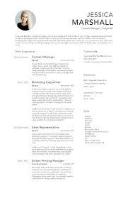 resume jessica marshall jessica lyn marshall resume