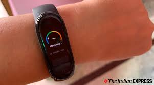 <b>Mi Band 5</b> quick review: Tracking stress and other new features ...