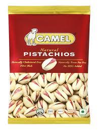 <b>Фисташки печеные соленые</b> 40 г <b>Camel</b> 6848907 в интернет ...