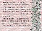 The last leaf summary