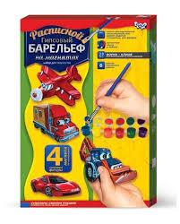 """<b>Набор для творчества Danko</b> Toys """"Расписной гипсовый ..."""