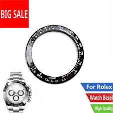 CARLYWET Топ часы Безель <b>керамический</b> черный оранжевый ...