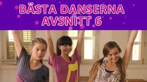 Dans från avsnitt 6 <b>Kompisar på nätet</b> | SVT Play