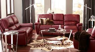 browning bluff red 3pc classic living room from furniture browning furniture