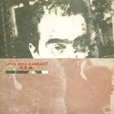 R.E.M. - <b>Lifes Rich</b> Pageant | Album art, Album covers, Alternative rock