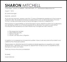 Cover Letter For Executive Assistant  cover letter executive