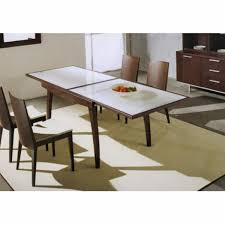 calligaris glass dining table