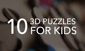 10 of the Best <b>3D Puzzles</b> for <b>Kids</b> Who Love a Challenge - Fractus ...