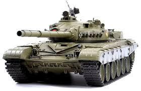 <b>Радиоуправляемый танк Heng Long</b> Russian T-72 1:16 (ИК+ ...
