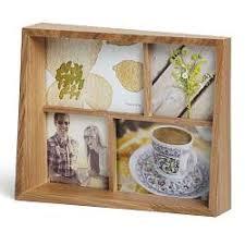<b>Рамка для фотографий Edge</b> Multi, натуральное дерево купить ...