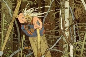 Славянский хоррор: самые страшные существа мифов и <b>легенд</b>