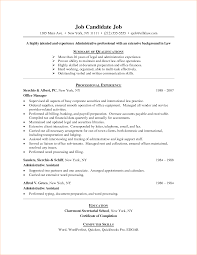an example of resume for first job business proposal templated example of a job resume new calendar template site