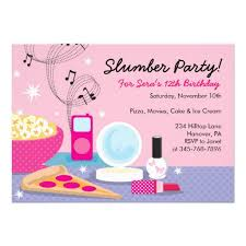 slumber party invites net slumber party invitation templatesbest business templates party invitations