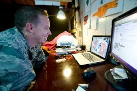 lieutenant gets facetime newborn son > u s air force > display lieutenant gets facetime newborn son