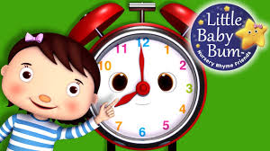 Telling <b>Time</b> Song | What <b>Time</b> Is It? | Nursery Rhymes | Original ...