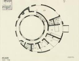 floor plans  round housesmaison en sardaigne