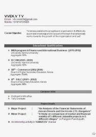 Impressive Resume Format      Latest Sample CV For Freshers     Resume Formats Download For Freshers
