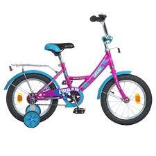 """Купить Двухколесный <b>велосипед Novatrack 14</b>"""" <b>Urban</b> (вишневый ..."""