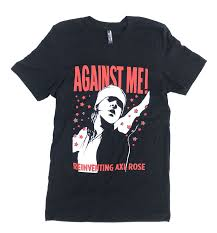 Reinventing <b>Axl Rose T-Shirt</b> – Against Me!
