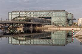 Gare centrale de Berlin