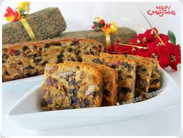fruitcake,Whole wheat christmas fruitcake