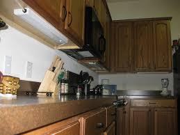 fluorescent under cabinet lighting add undercabinet lighting existing kitchen