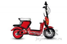 Детский <b>электромотоцикл Joy Automatic</b> Rocket