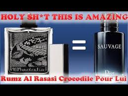 <b>Rasasi Rumz Al Rasasi</b> Crocodile (9409) Pour Lui Cologne Review ...