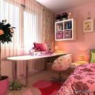 Фото дизайна комнаты девушки