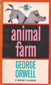 essay on animal farm by george orwell
