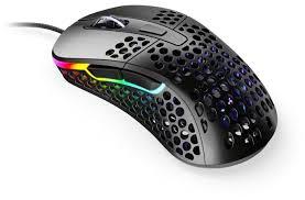 Купить <b>Мышь Xtrfy M4 RGB</b> черный 22323 по низкой цене с ...