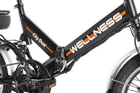 Каталог <b>Велогибрид WELLNESS CITY DUAL</b> от магазина Eltreco