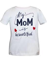 """<b>Футболка</b> """"Моя мама красавица"""" <b>КОТМАРКОТ</b> 6806441 в ..."""