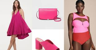 Bright <b>Pink</b> Is The Summer 2019 <b>Fashion</b> Trend You'll Want To Get ...