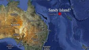 Isla de Sandy
