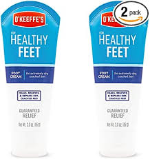 O'Keeffe's Healthy Feet Foot Cream, 3 ounce Tube ... - Amazon.com