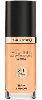 MAX FACTOR <b>Основа тональная</b> 70 / <b>Facefinity All</b> Day Flawless 3 ...