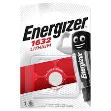 Купить <b>Батарея Energizer CR1632</b> 3V <b>Lithium</b> 1шт. в каталоге ...
