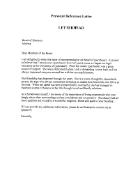 sample recommendation letter for a friend letter format 2017 40