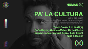 PA' LA CULTURA (official audio) - David Guetta, Human(X) ft ...