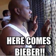 The 20 Best Justin Bieber Memes Of All-Time via Relatably.com