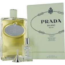 Prada Infusion D Iris Perfume 3 Piece Gift Set for Women Eau de ...