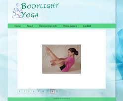 bodylight yoga website sorour imani a bodylight yoga website was completed in a specific time frame as a final project of an intensive webmaster program for a yoga fitness club